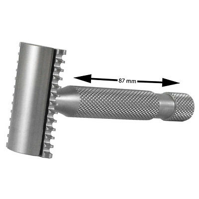 Above The Tie 'Kronos' M2 Open Comb Stainless Steel Double Edge Safety Razor