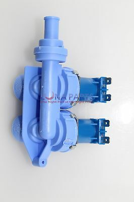 Genuine OEM GE WH13X10023 GE Dual Inlet Washer Water Valve Kenmore Hotpoint New!