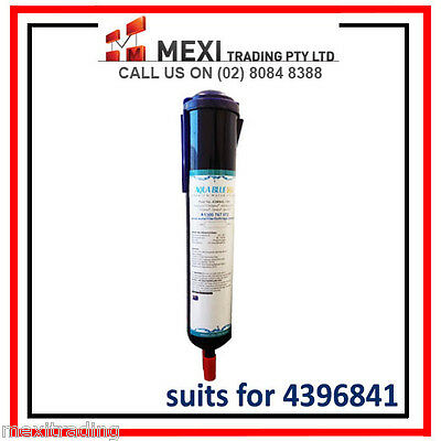 Replacement Whirlpool Fridge Water Filter 4396841 Suit For 6Ed2Fhgxva