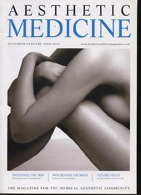 AESTHETIC MEDICINE MAGAZINE - December 2008 / January 2009