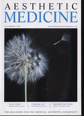 AESTHETIC MEDICINE MAGAZINE - November 2008