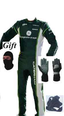 Caterham kart race suit KIT CIK/FIA level 2 2014 style(free gifts)