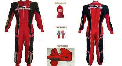 DR kart race suit KIT CIK/FIA level 2 2013 style(free gifts)