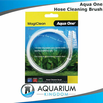 #20130 Aqua One MagiClean Cleaning Brush for Filter Hose, Pipes, U Pipe Cleaner