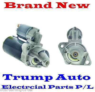 Brand New Starter Motor for Audi A6 AWD engine ARE BES 2.7L Petrol 02-04