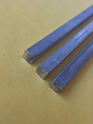 1pcs 6061 T6 Aluminum Alloy Flat Bar 10mm x 490mm x 90mm #EE-BD5  GY