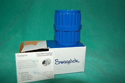Swagelok Tube Deburring Tool MS-TDT-24 3/16 in. to 1 1/2 in. and 4 to 38 mm