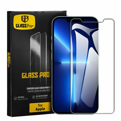 Tempered Glass Screen Protector for Apple iPhone SE 5S 6 6S 7 8 Plus X XS Max XR