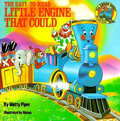 The Little Engine That Could Easy-to-Read Piper, Watty