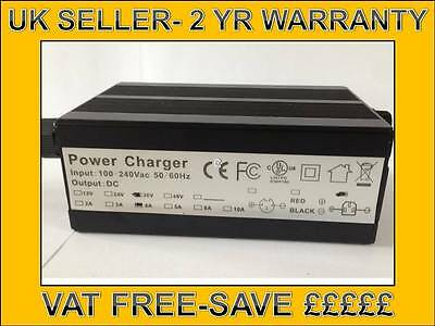36v 4AMP PDQ POWER TRIKE MOBILITY CHARGER