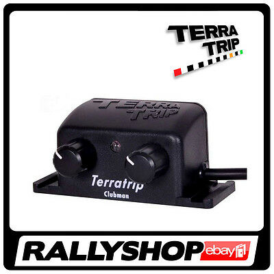 Clubman Intercom Terraphone Terratrip Amplifier full and open face helmets 12V