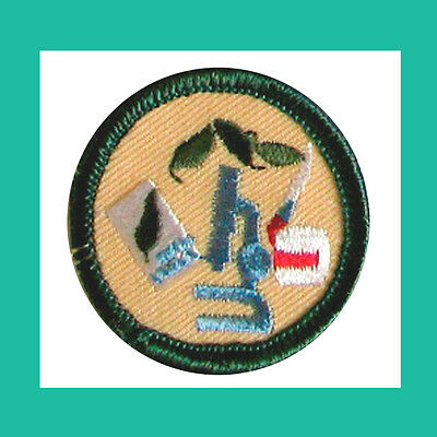 CAMERA SHOTS Junior Jade Girl Scout Badge Patch 2001 NEW Jr Multi=1 Ship Charge