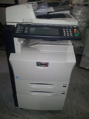 Kyocera KM-C3232E **Low Meter** less then 300K