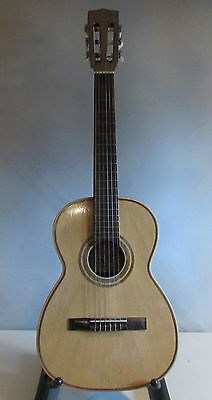 Giannini Guitars Vintage Model 2/A Classical 6-String Guitar - Made in Brazil