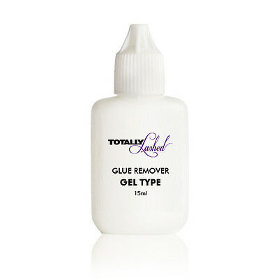 TOTALLY Lashed - Adhesive GLUE REMOVER - Individual Eyelash Extensions GEL TYPE