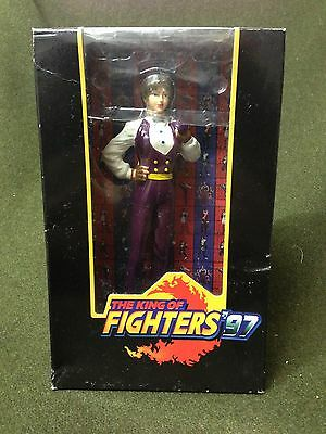 "The King of Fighters 97 KING 8"" Statue Figure Doll Toy Model Japan Anime Game"