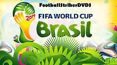 2014 World Cup Group B Chile vs Australia DVD
