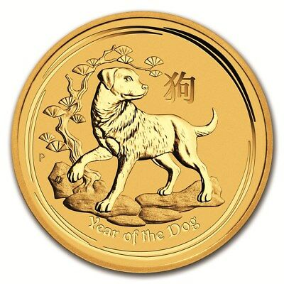 Piece or Australie 1 once Coq 2017 gold coin Rooster 1 oz 100 dollars