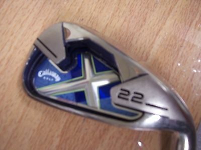 LADY Callaway X-22 X22 4 Iron Right Hand Graphite Very good Condition