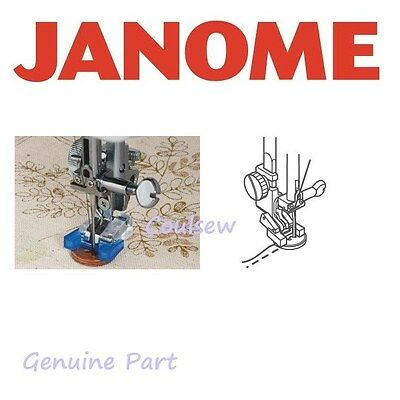 JANOME Sewing Machine BUTTON SEWING FOOT Cat B + C Sew on foot 200136002