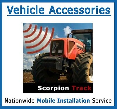 Scorpion Track Agriculture/Plant