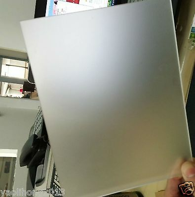 FROSTED ACRYLIC SHEET PMMA PANEL PLATE 150mmx150mmx2mm