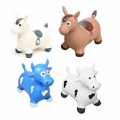 Happy Hopperz XL Animal Space Hoppers for Big Kids and Adults Bouncy Toy