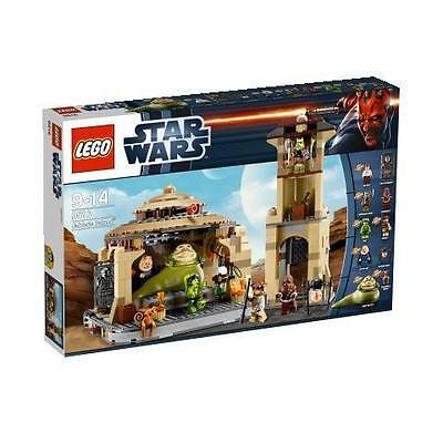 Lego 9516 Star Wars Jabba's Palace  NISB Factory Sealed Retired