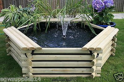 Other ponds water features ponds water features for 50 gallon koi pond