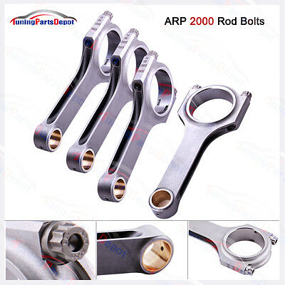 for VOLVO B230 Engine High Performance Conrod Connecting Rod ARP 2000 SALE TPD