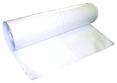 17 ft. x 175 ft. White, 7 Mil Shrink Wrap - DS-177175W