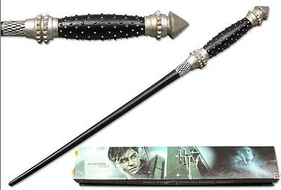 Wizarding World of Harry Potter NARCISSA MALFOY WAND with Box 2014 HOT