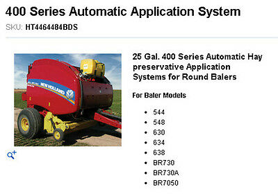 400 Series Automatic Application System