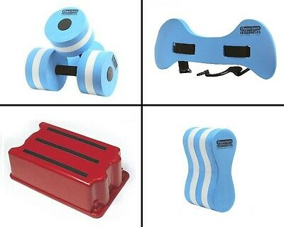 Hydrotherapy Buoy BELT Class POOL Foam Float Aquatic BARBELL THERAPY Swim SECOND