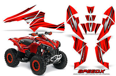 Can-Am Renegade Graphics Kit by CreatorX Decals Stickers SpeedX BR