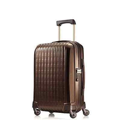 "NEW EARTH Hartmann InnovAire Global Carry on 20"" Luggage 4Wheel Spinner"