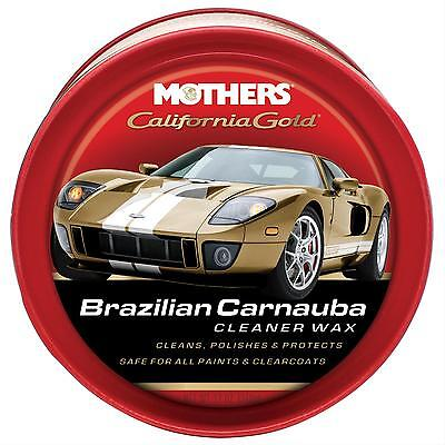 05500 - Mothers California Gold Carnauba Cleaner Wax 12oz