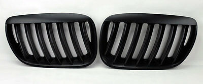 Calandre Noire Haricot Grilles Bmw X5 E53 2004-2007 Preference Sport Pack