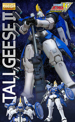 BANDAI Premium Master Grade MG 1/100 OZ-00MS2 Tallgeese II Gundam Wing Model Kit