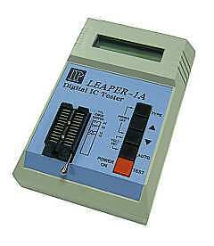 TOOL-085 LEAPER-1A Digital IC Tester stand-alone mode