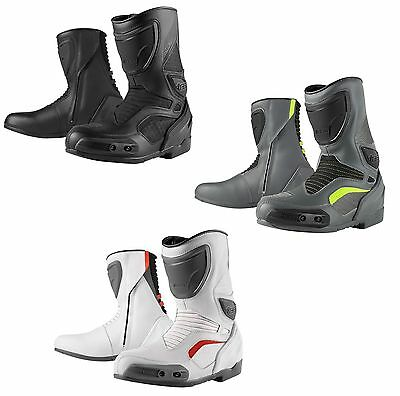 Icon Overlord 2 Mens Motorcycle Street Riding Boots ALL SIZES