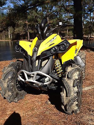read fitment 2015-2018 Can-Am Renegade 1000 Snorkel Kit