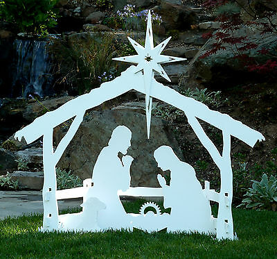 Large Outdoor Nativity Set by MyNativity (3 sizes available)