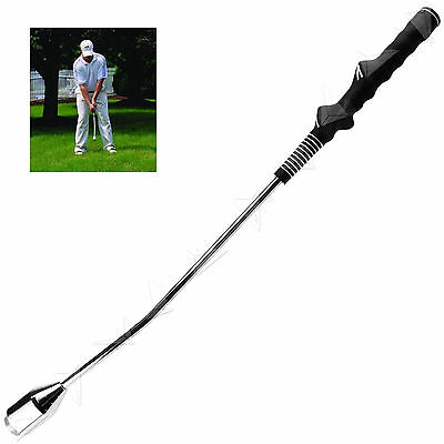 High Quality Golf Swing Grip Trainer Warm up Trianing Aid Practice Club Outdoor