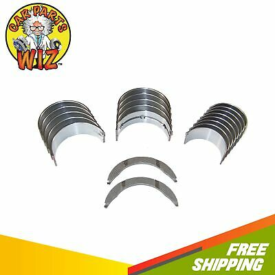 Main Rod Bearings Thrust Washers Fits 88-91 Honda Prelude 2.0L 2.1L DOHC