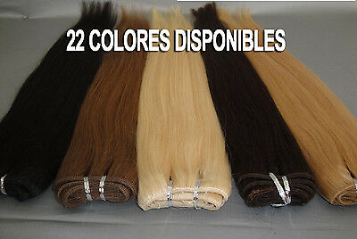 Extensiones Cortina Pelo Natural 25Gr. Y 55Cm