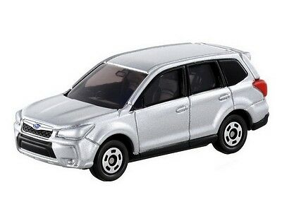 Tomy Tomica #112 SUBARU FORESTER 1:65 Diecast Car NEW