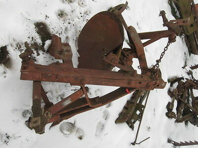 Used ATHENS 2 Disc Turning Plow, 3 Pt Hitch