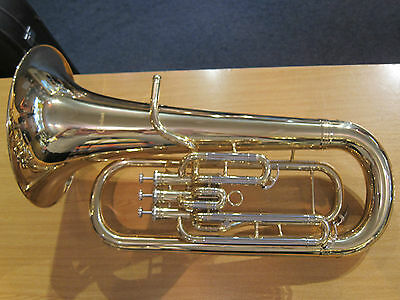 Catelinet CEU-10 Euphonium, B-flat, lacquer, in Tom & Will gig-bag (ex-demo)