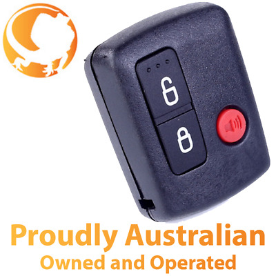 3 Button Aftermarket Remote Control for Ford BA BF Falcon Ute SX SY Territory